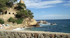 Die Burg von Sant Joan