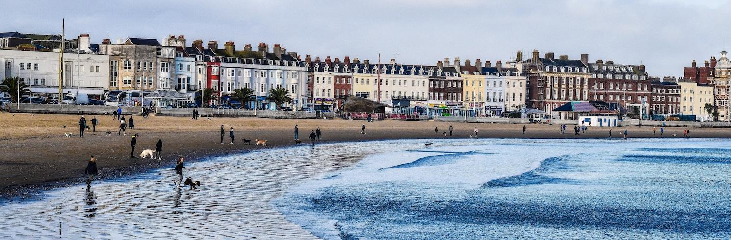 Weymouth, Storbritannien