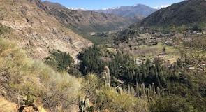 Wasserfall Las Animas