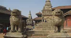 Bhaktapur Durbar tér