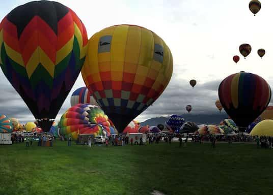 Albuquerque, New Mexico, United States of America