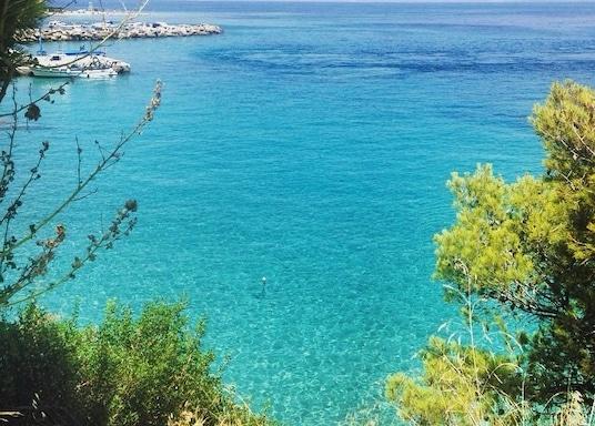 Agkístrin saari, Kreikka