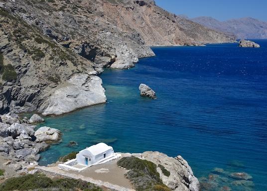 Amorgós, Grecia