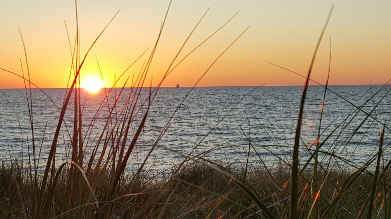 Oval Beach, Saugatuck, Michigan, United States of America