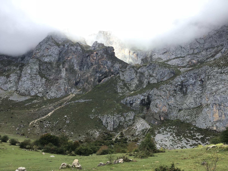 Camaleno, Kantabrien, Spanien