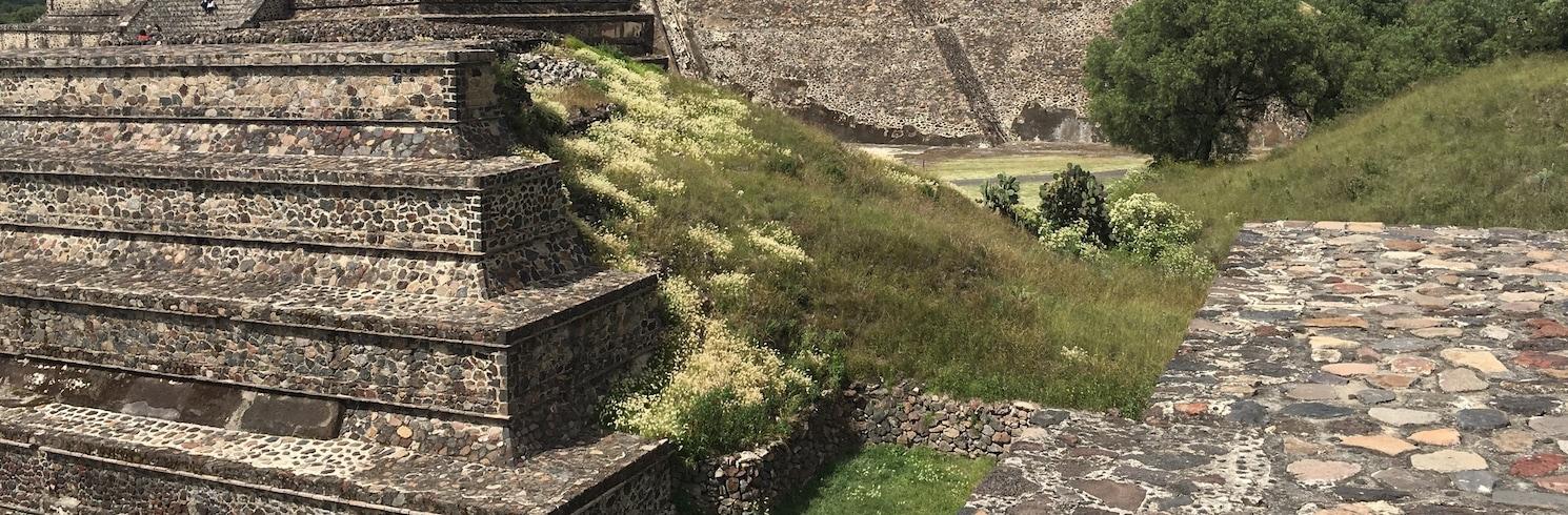 Nezahualcoyotl, Mexico