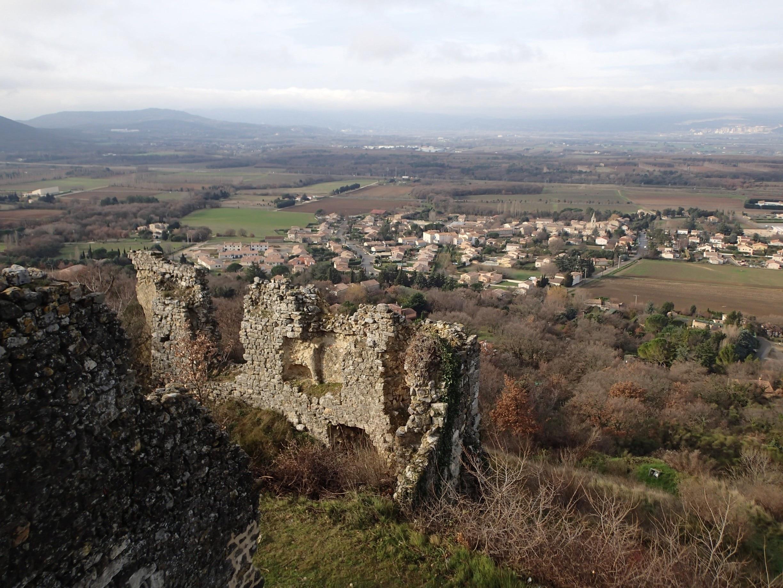 Allan, Drome, France
