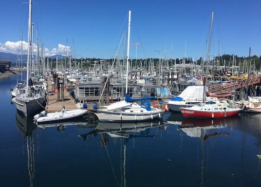 Comox, Britu Kolumbija, Kanāda