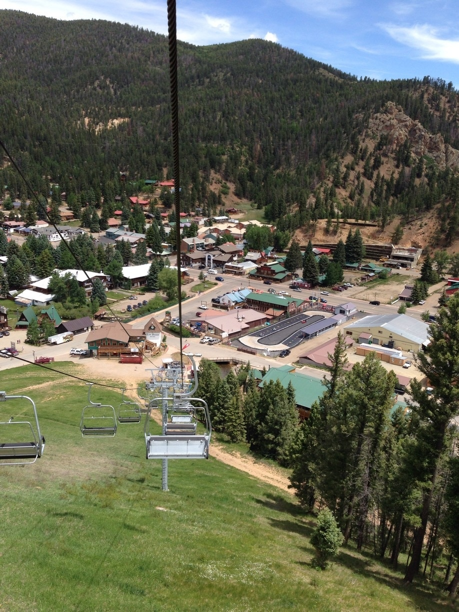 Red River Ski Area, Taos Ski Valley, Red River, New Mexico, United States of America
