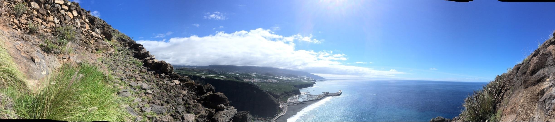 Tijarafe, Canary Islands, Spain