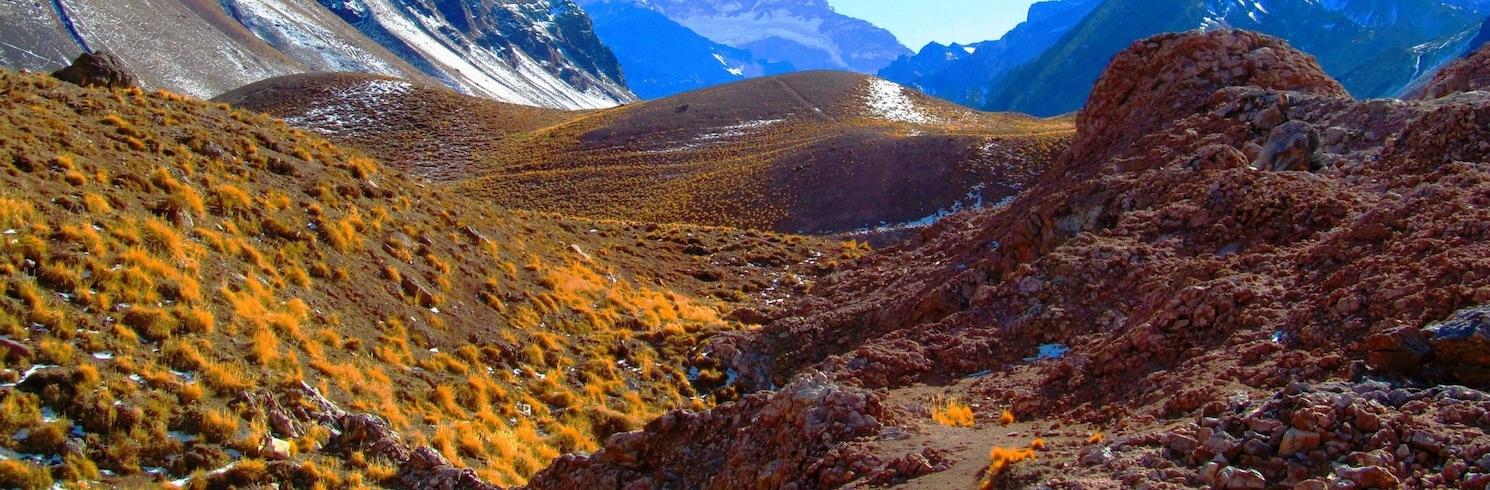 Las Heras, Argentinien