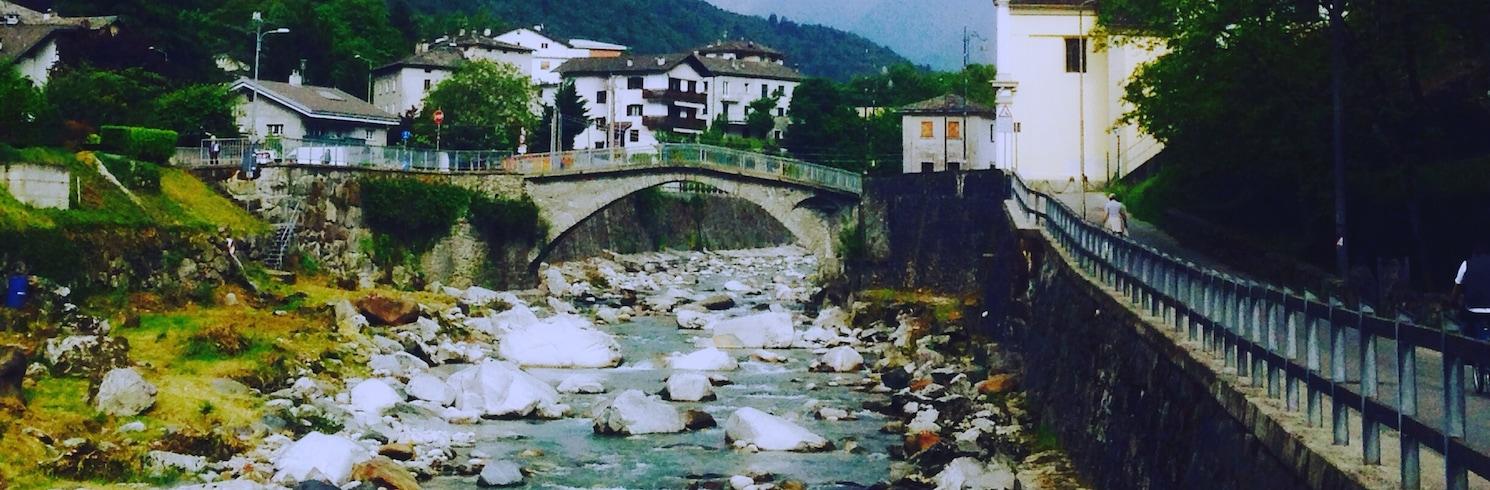 Chiavenna, Italien