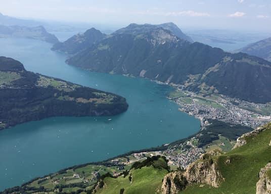 Morschach, Suiza