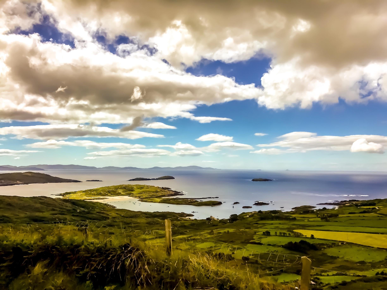 Caherdaniel, County Kerry, Ireland