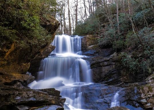 Saluda, Severní Karolína, USA