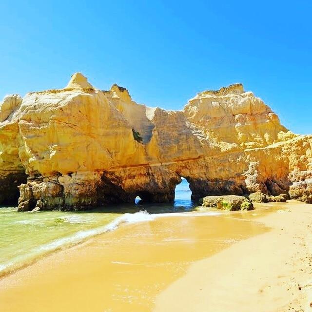 Altura Beach, Castro Marim, Faro District, Portugal
