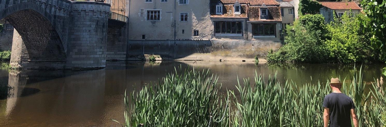 Montmorillon, France
