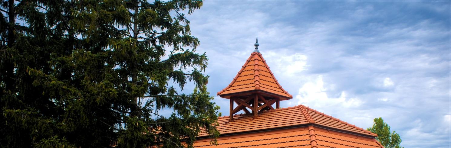 Csorna, Ungheria