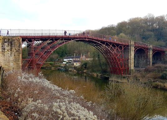 Ironbridge, Bretland