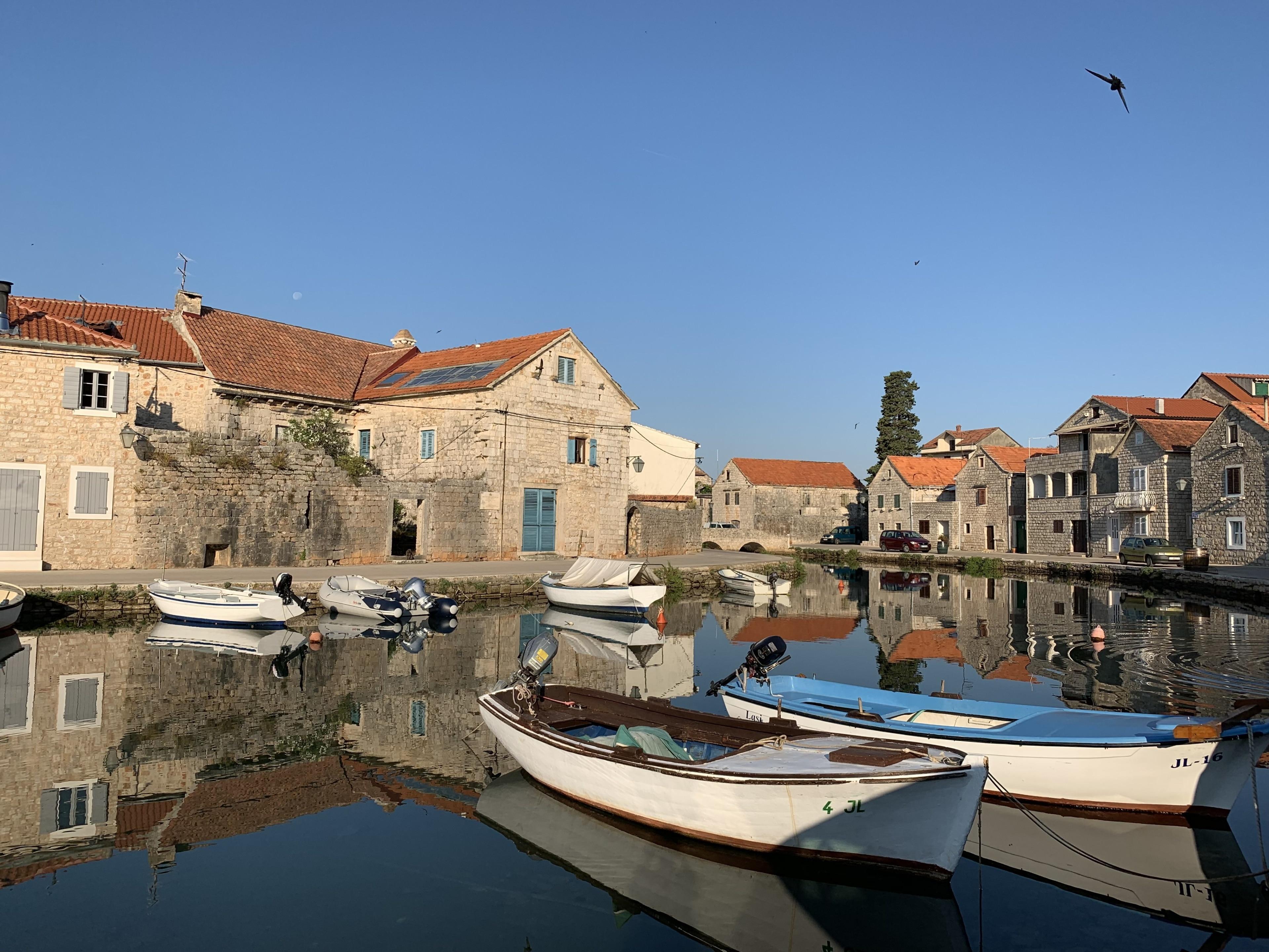 Vrboska, Jelsa, Split-Dalmatien, Kroatien
