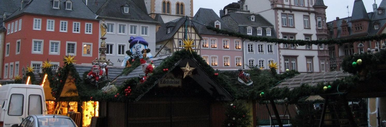 Altstadt Trier, Germany