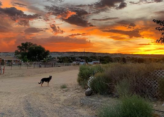 Farmington, Nové Mexiko, USA