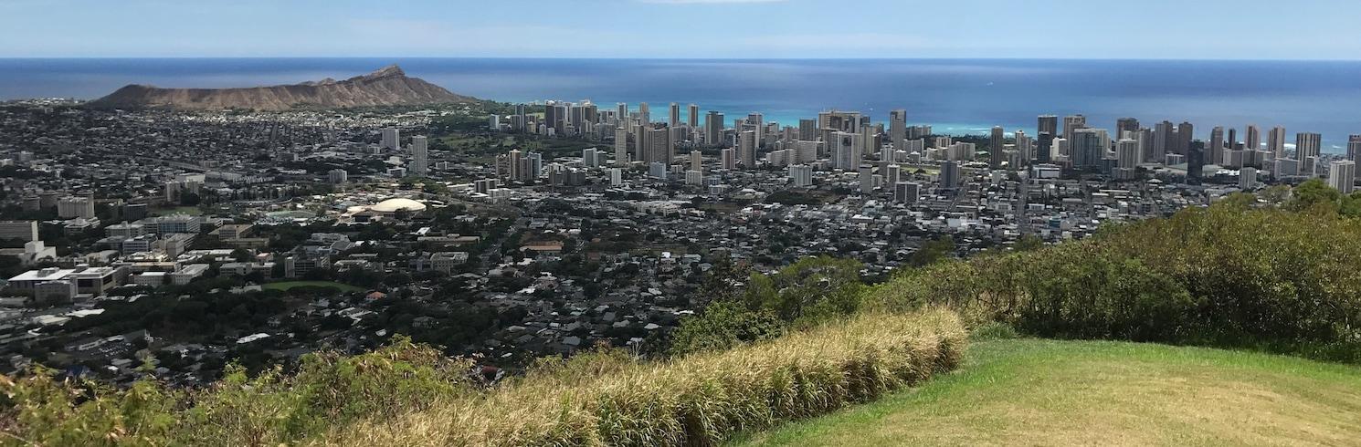 檀香山, 夏威夷, 美國