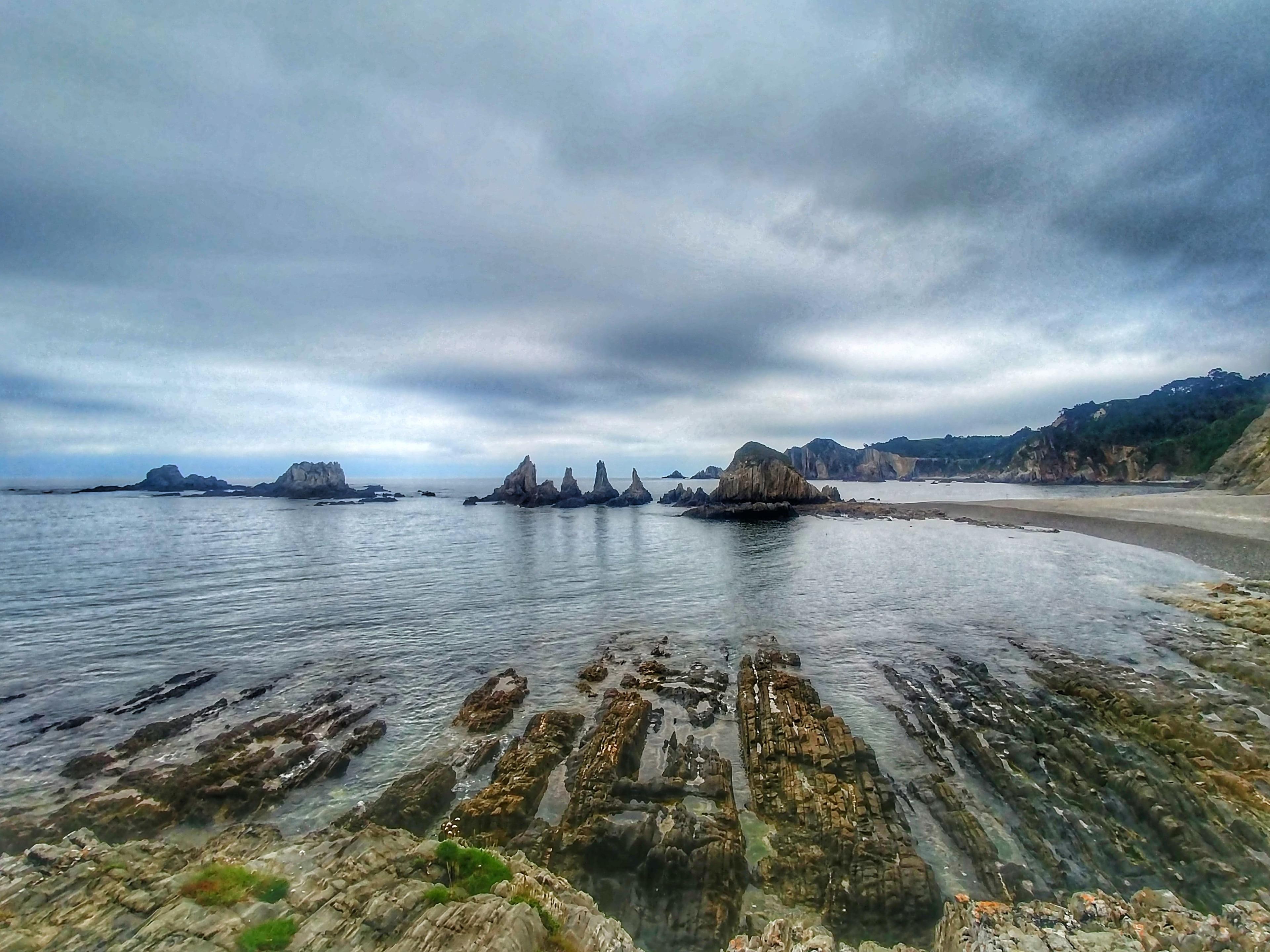 Cudillero, Asturias, Spanje