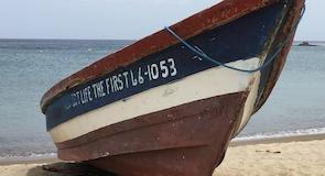 L'Anse la Raye Beach