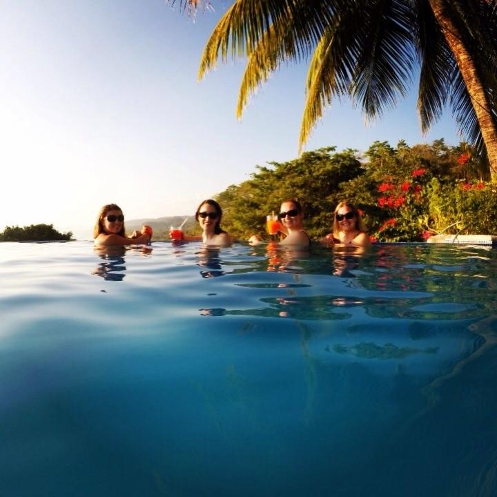 Lagunas de Baru, Savegre, Puntarenas Province, Costa Rica