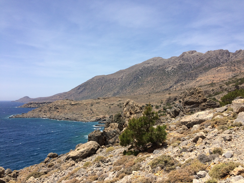 Kofinas, Kreta, Griechenland