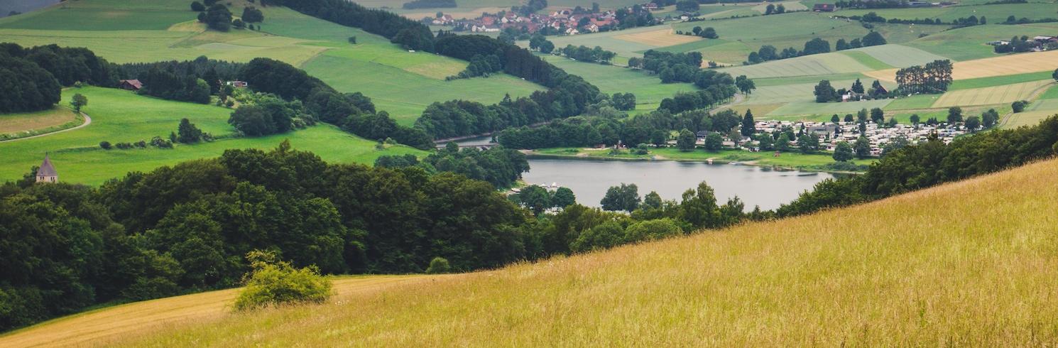 Diemelsee, Njemačka