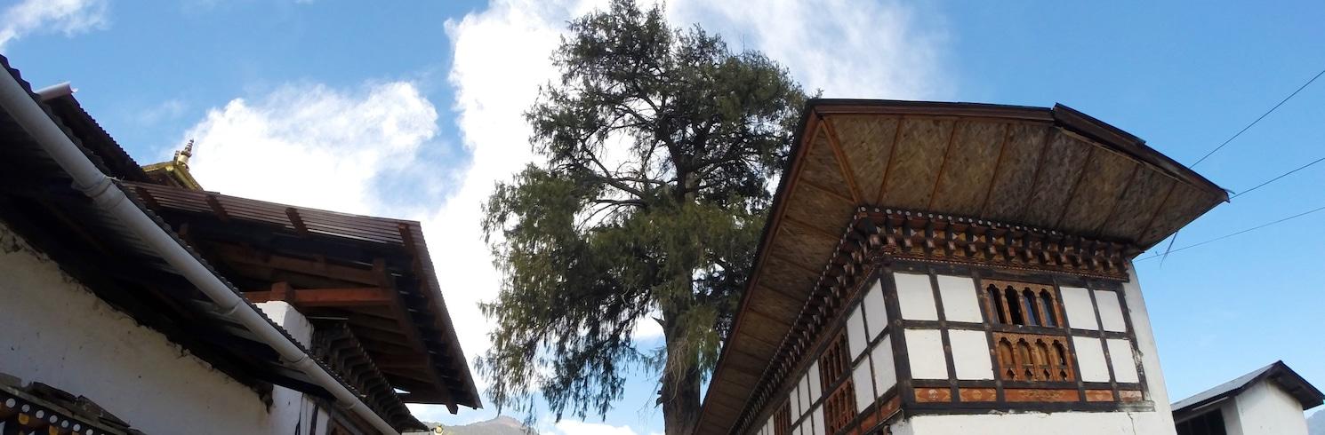 Paro, Butanas