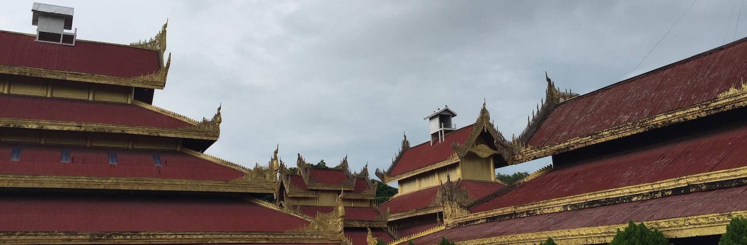 만달레이, 미얀마