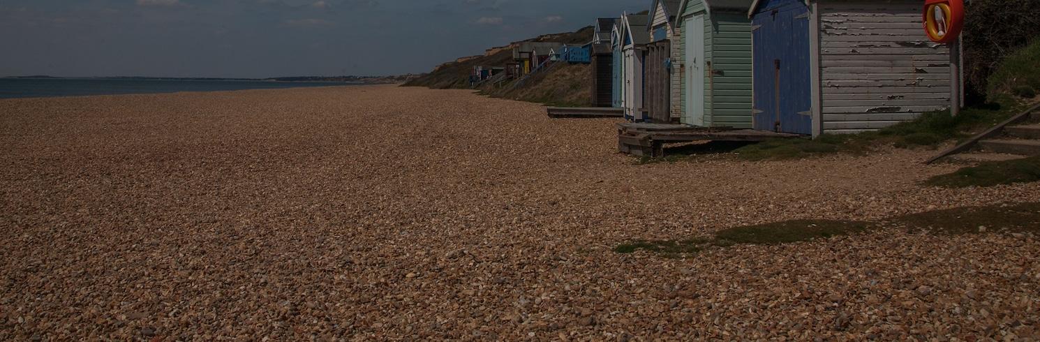 Milford on Sea, Großbritannien