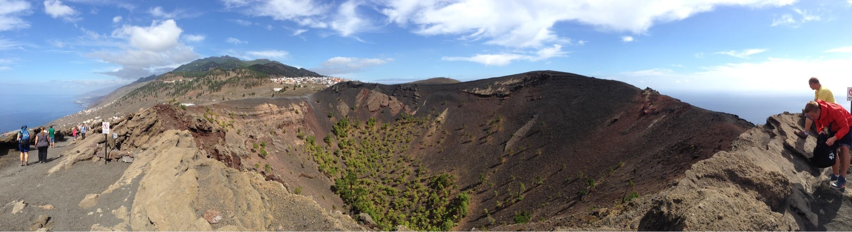 Teneguia Volcano, Fuencaliente de la Palma, Canary Islands, Spain