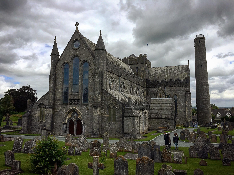 St. Canice's Cathedral, Kilkenny, Kilkenny (kommun), Irland