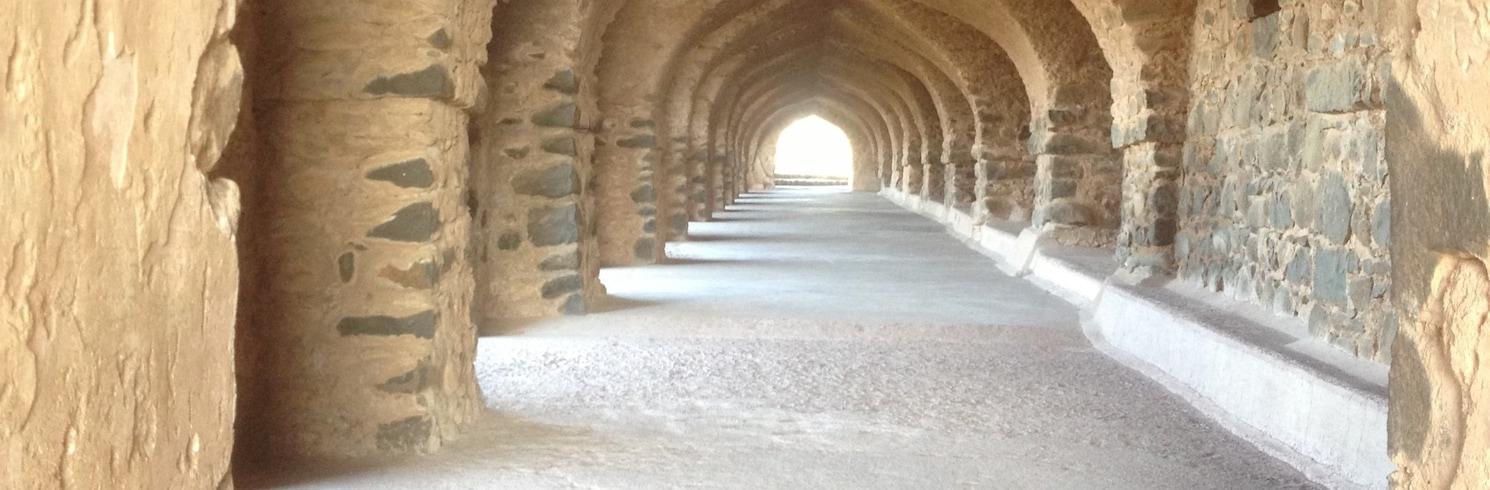 馬納瓦爾, 印度