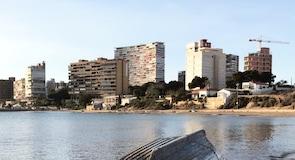 Plaża Almadraba Beach