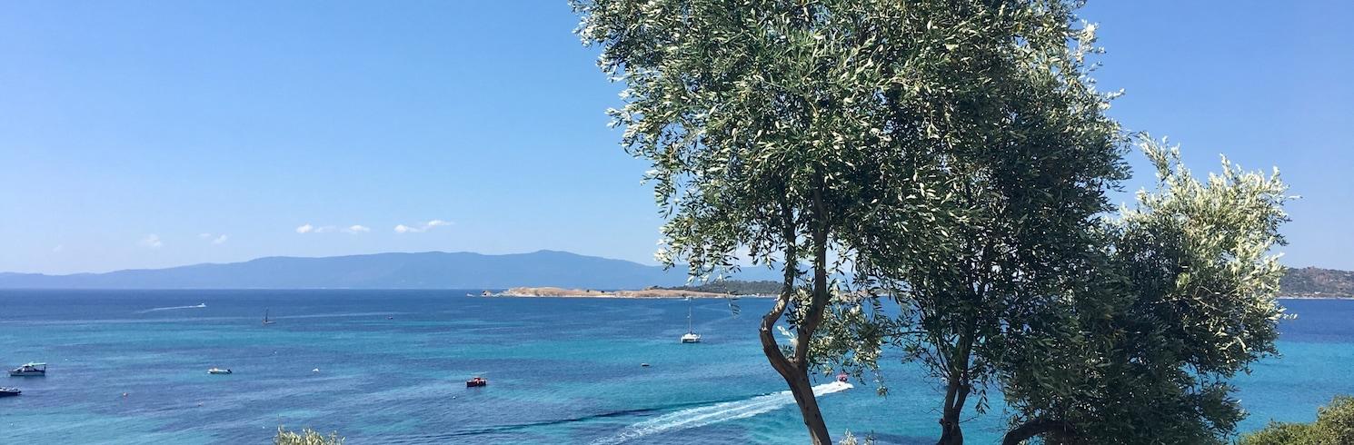Ouranoupoli, Grécia