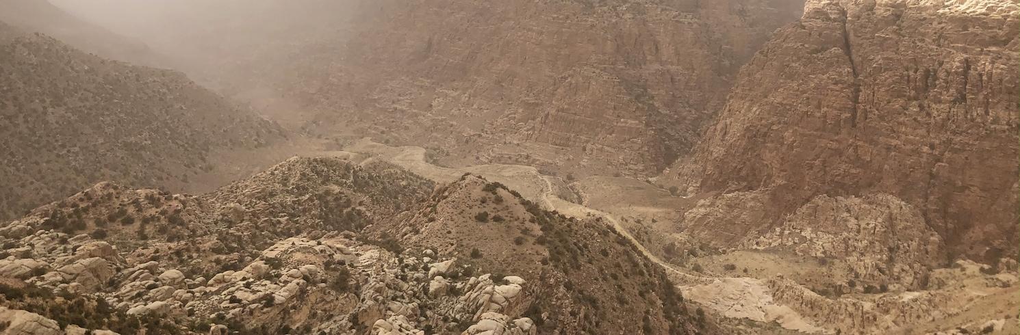 Dana, Jordania