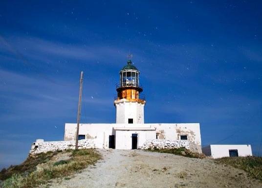 Faros Armenistis, Yunani