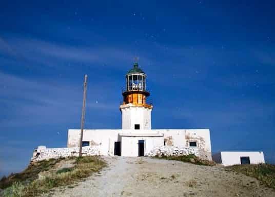 Faros Armenistis, Greece