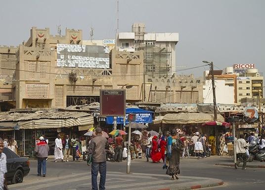 Dakar-Plateau, Senegal