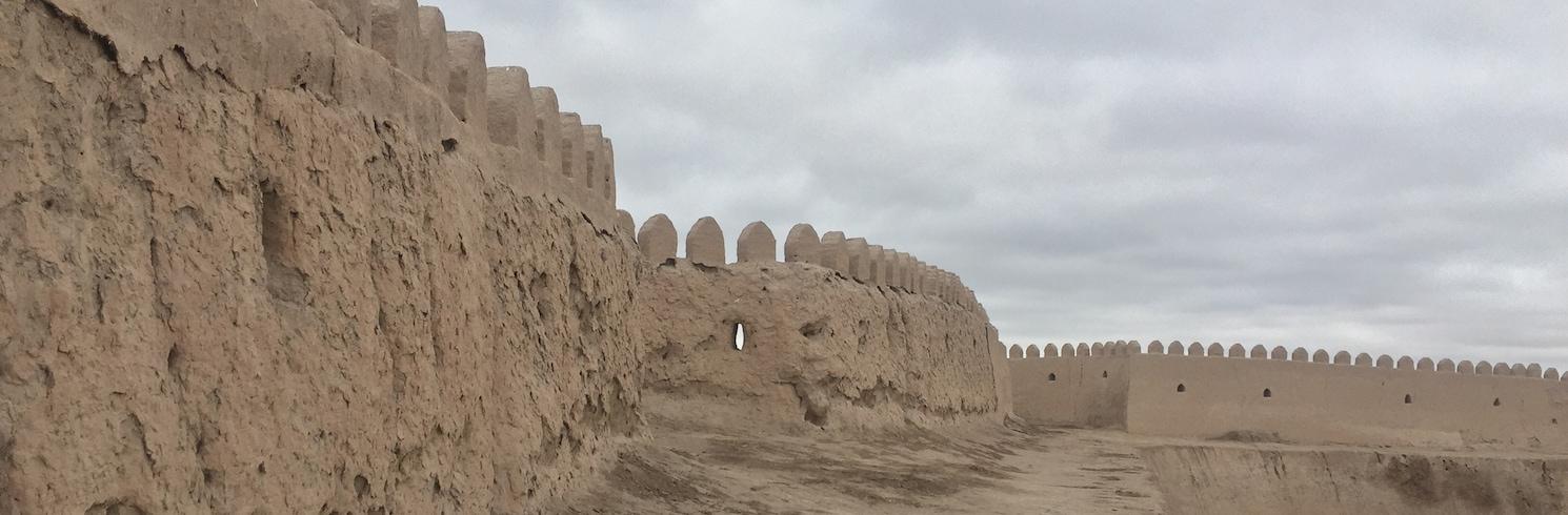 Itchan Kala, Usbekistan