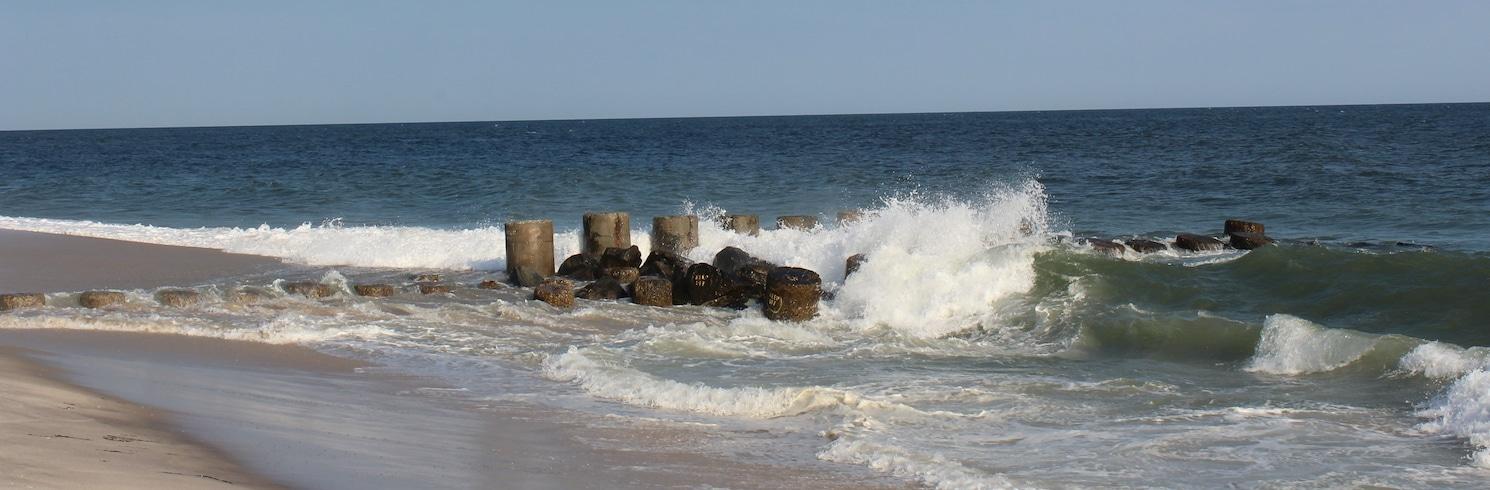 海洋海灘, 紐約, 美國