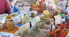 Chợ Osh Bazaar