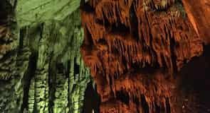 Tropfsteinhöhle Dikteon