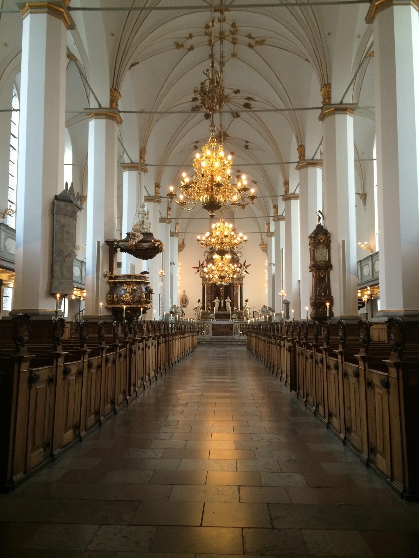 Trinity Church, Copenhagen, Hovedstaden, Denmark