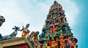 Chrám Sree Maha Mariamman